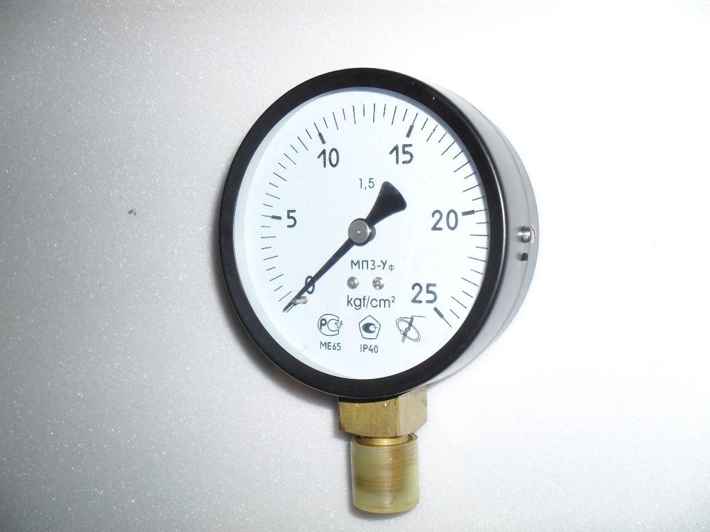 ТМ- 610Р.00 (0-25кгс/см2)