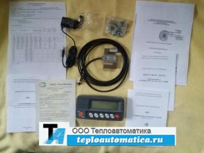 Электронный динамометр АЦД/1Р-5-1И-05