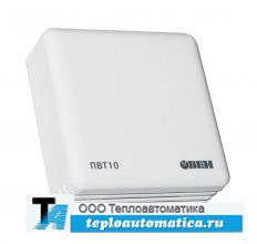 датчик влажности и температуры с выходным сигналом и подключением к компьютеру настенного крепления