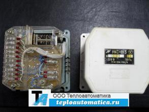 Указатель контроля сопротивления УКС-1У3, 220В (без датчика)