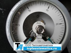 Распродажа манометр электроконтактный ДМ2010СгУ2 0-25 kgf/cm² кл.т. 1,5