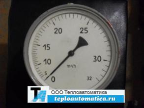 Дифманометр ДСП-160М, 0-32 м3/ч