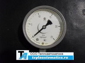 Распродажа манометр МТПсД-100, 0-25кгс/см2