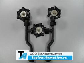 Вентильный блок к дифманометрам ДСП-160, ДСП-4Сг, ДСС-711/712