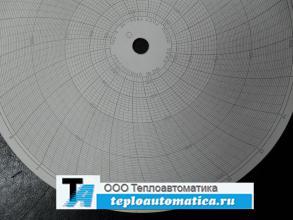Бумага диаграммная диаметром 250 мм, 0-250, №2161