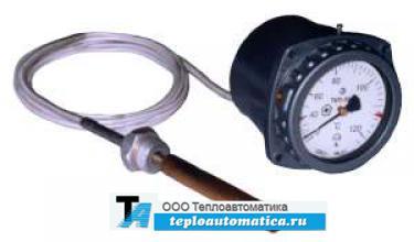 Термометр электроконтактный
