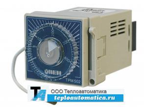 ТРМ502 реле-регулятор температуры с термопарой ТХК