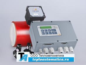 Теплосчетчик ТСК-5