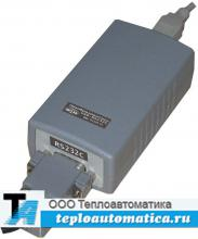 RS232C USB преобразователь интерфейса подключение прибора