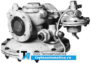 Регуляторы давления газа РДБК1-50, РДБК1П-50, РДБК1-100, РДБК1П-100