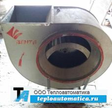 Распродажа вентилятор алюминиевый ВЦ14-46-6,3, правый с эл.двиг. 5,5/730 ВЗБ
