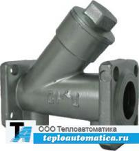 Фильтр сетчатый газовый