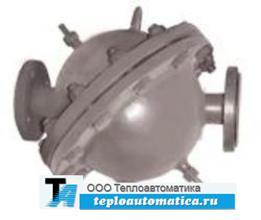 Фильтры газовые волосяные ФГКР-9-50-1,2, ФГКР-14-80-1,2, ФГКР-19-100-1,2, ФГКР-28-150-1,2