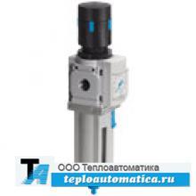 пневматический фильтр с встроенным регулятором давления манометром отводом конденсата различные варианты