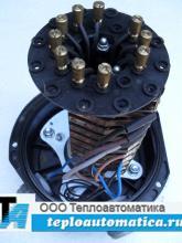 Кольцевой токосъемник/токоприемник КТ для зачистного транспортера