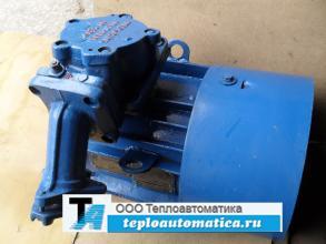 Распродажа - электродвигатель взрывозащищенный  В160S8 7,5кВт/720 об.мин.