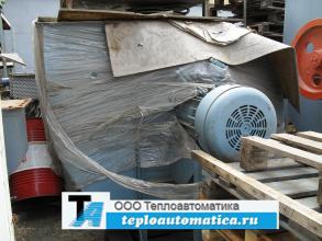 Алюминиевый вентилятор ВЦ4-75 №10, лев., исп.-1, эл.дв. 22х970, ВЗБ