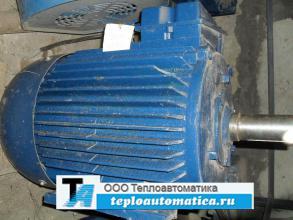 Двигатель асинхронный АИРР180М8У2,5 15х720