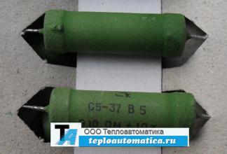 Распродажа резистор С5-37В, 5Вт, 910 Ом.