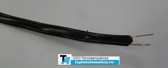 Распродажа провода ТРВ 2х0,4 черный, белый, бухта 1000м