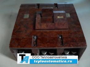 Распродажа Выключатель автоматический  с ручным приводом ВА52-39-340010-20, 320А