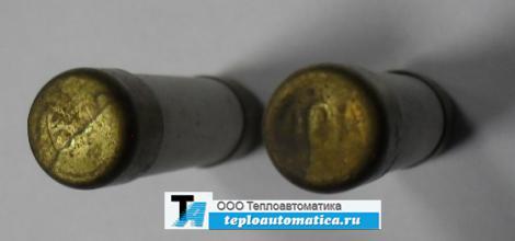 Распродажа Вставка плавкая ВТФ-6А (10А) к предохранителю ППТ-10, от 50шт.