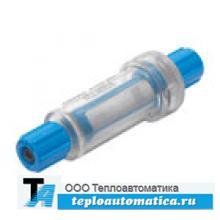 Фильтр вакуумный монтаж в трубопроводе