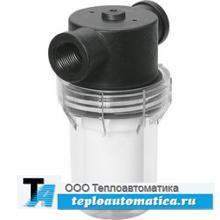 Вакуумный фильтр монтаж в трубопроводе или настенный
